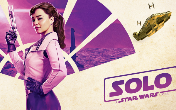 Movie Solo: A Star Wars Story Star Wars Qi'ra Emilia Clarke HD Wallpaper | Background Image