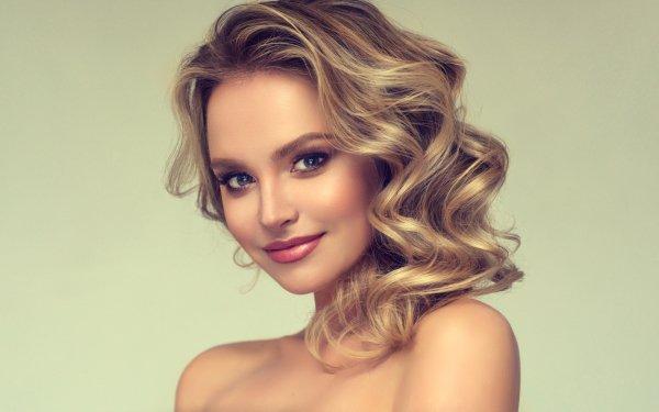 Women Blonde Portrait Model HD Wallpaper   Background Image