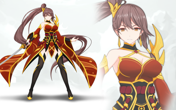 Anime Azur Lane Zuikaku HD Wallpaper | Background Image