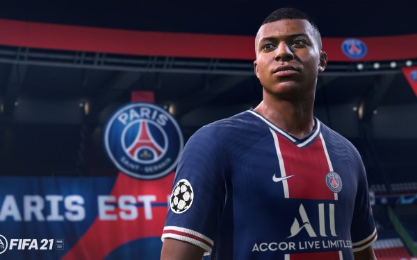 Video Game FIFA 21 HD Wallpaper | Background Image