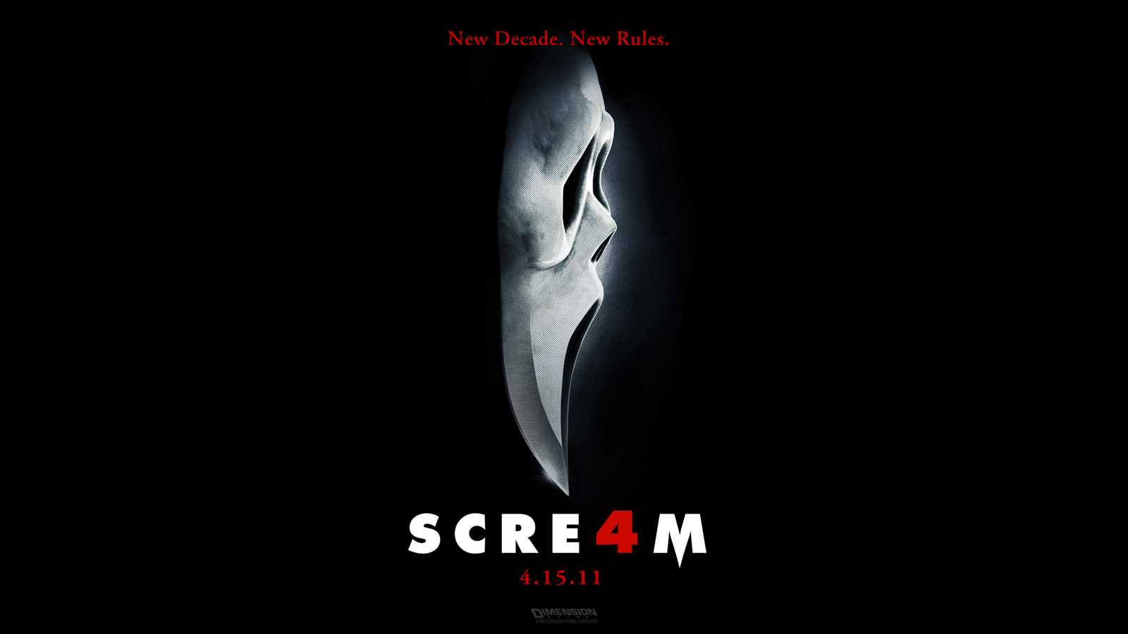 Movie - Scream 4 Wallpaper