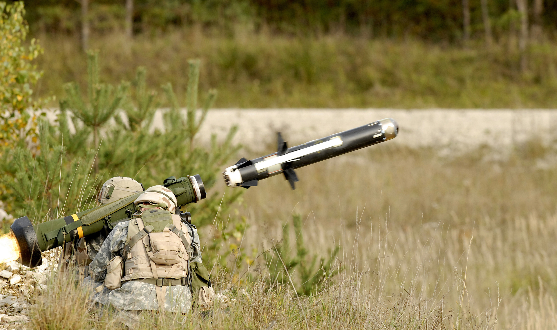 Militär - Rocket  Hintergrundbild