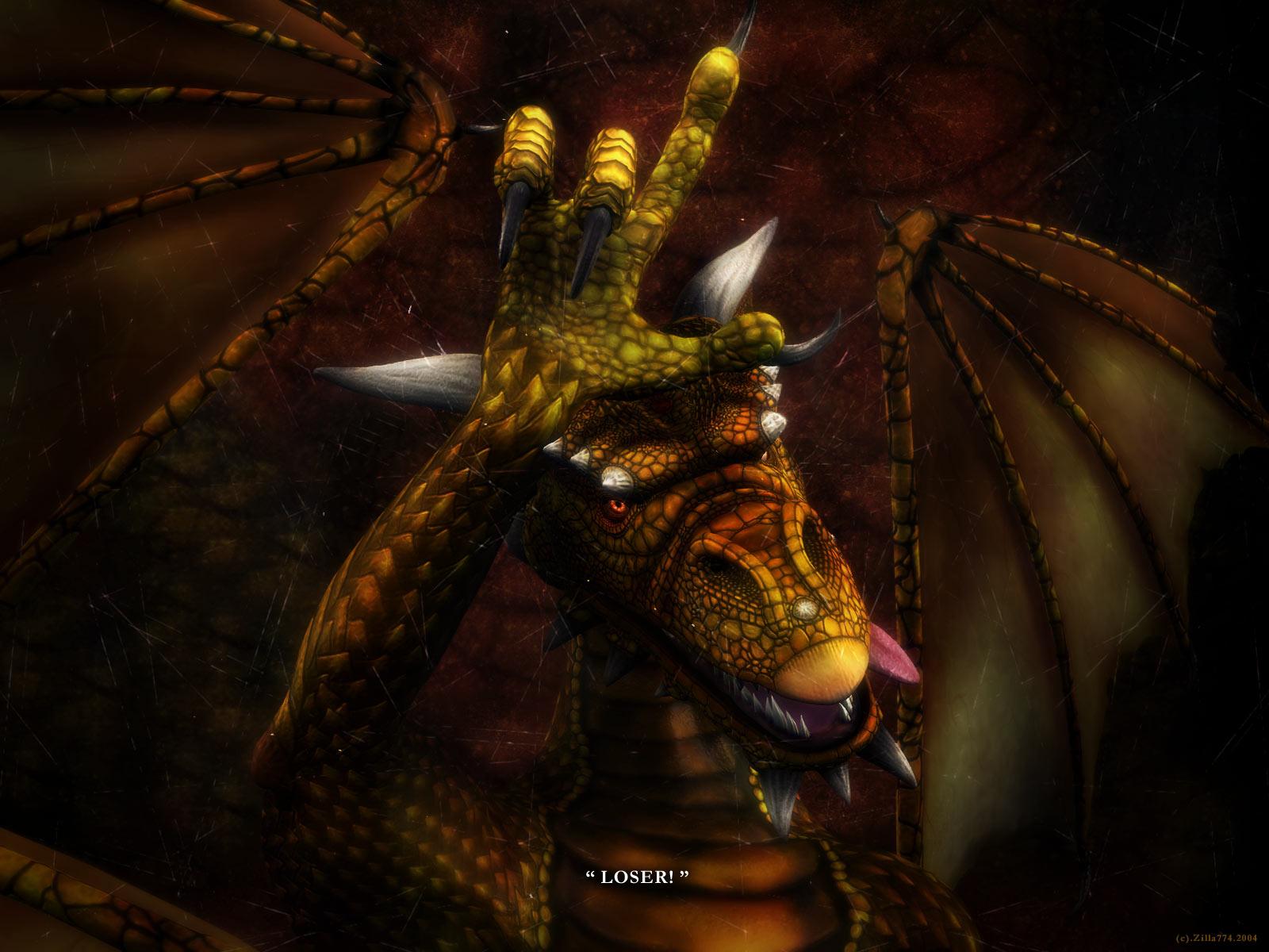 dragon wallpaper 1600x1200 - photo #5
