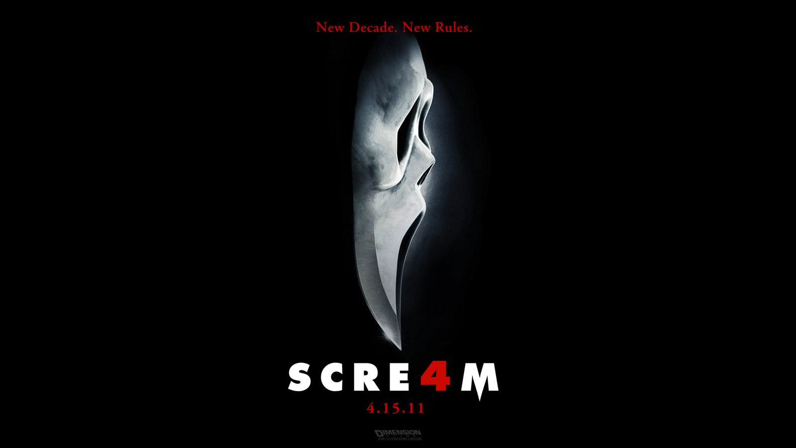 Scream 4 Wallpaper And Background Image 1600x1200 Id