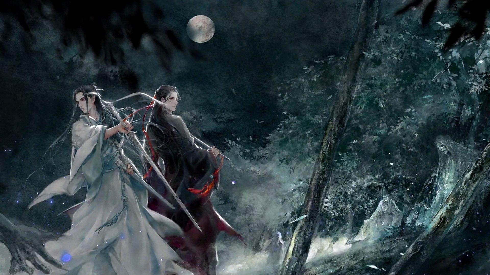 Mo Dao Zu Shi HD Wallpaper | Background Image | 1920x1080 ...