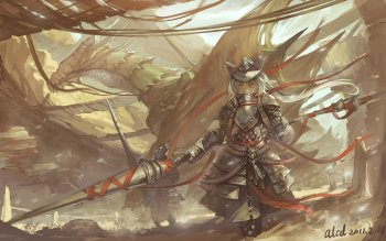 Anime - Monster Hunter Wallpapers and Backgrounds ID : 112177