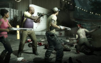 Video Game - Left 4 Dead 2 Wallpapers and Backgrounds ID : 112249