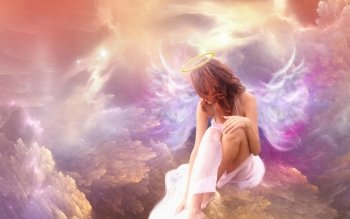 Fantasy - Angel Wallpapers and Backgrounds ID : 112555