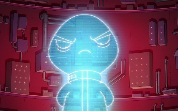 TV Show Final Space Lord Commander HD Wallpaper | Background Image
