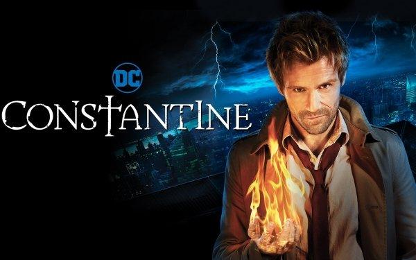 TV Show Constantine John Constantine Matt Ryan DC Comics HD Wallpaper | Background Image