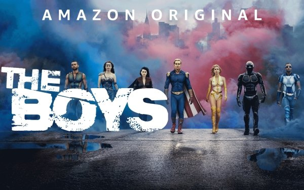 TV Show The Boys HD Wallpaper   Background Image