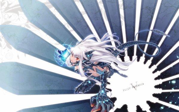 Anime Pixiv Fantasia HD Wallpaper | Background Image