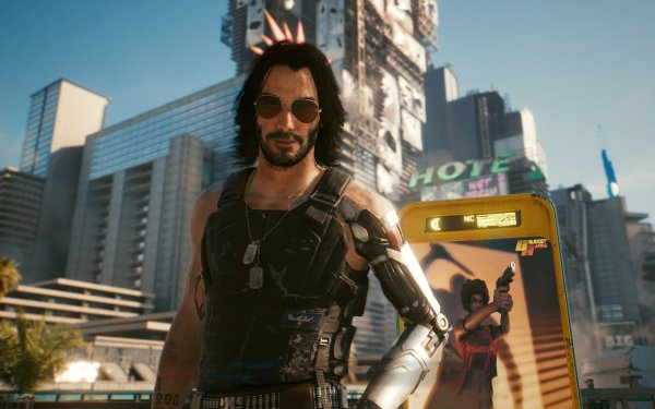 Cyberpunk 2077 4k Ultra HD Wallpaper | Background Image ...
