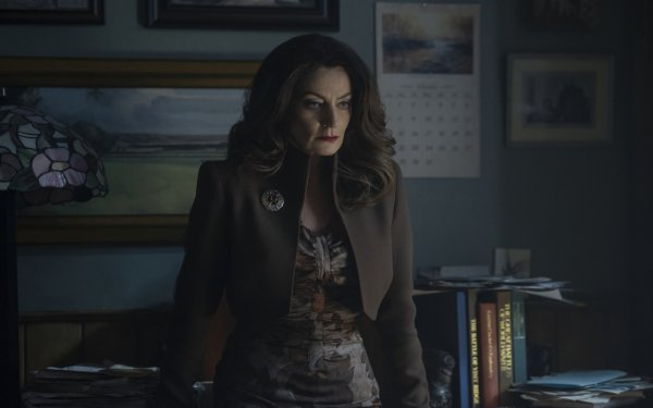 TV Show Chilling Adventures of Sabrina Mary Wardwell Michelle Gomez HD Wallpaper | Background Image
