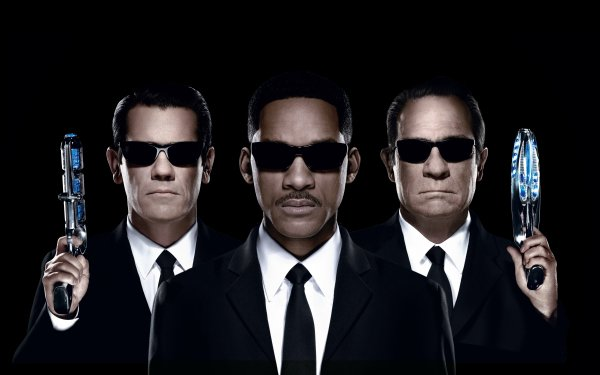 Movie Men In Black 3 Will Smith Tommy Lee Jones HD Wallpaper | Background Image