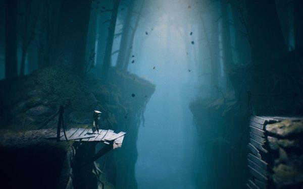 Video Game Little Nightmares II Mono HD Wallpaper   Background Image