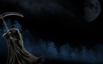 Dark - Grim Reaper Wallpapers and Backgrounds ID : 113015