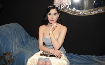 Beroemdheden - Dita Von Teese Wallpapers and Backgrounds ID : 113099