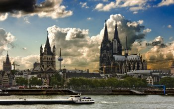 Religious - Cologne Cathedral Wallpapers and Backgrounds ID : 113189