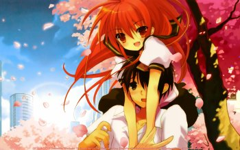 Anime - Shakugan No Shana Wallpapers and Backgrounds ID : 113425