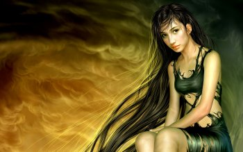 Fantasy - Women Wallpapers and Backgrounds ID : 113469