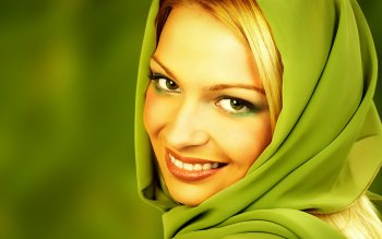 Women - Face Wallpapers and Backgrounds ID : 113619