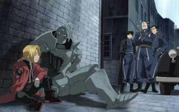 Anime - Fullmetal Alchemist Wallpapers and Backgrounds ID : 113975