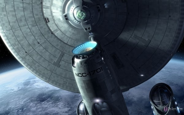 Sci Fi Star Trek USS Enterprise HD Wallpaper | Background Image