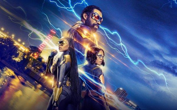 TV Show Black Lightning HD Wallpaper   Background Image