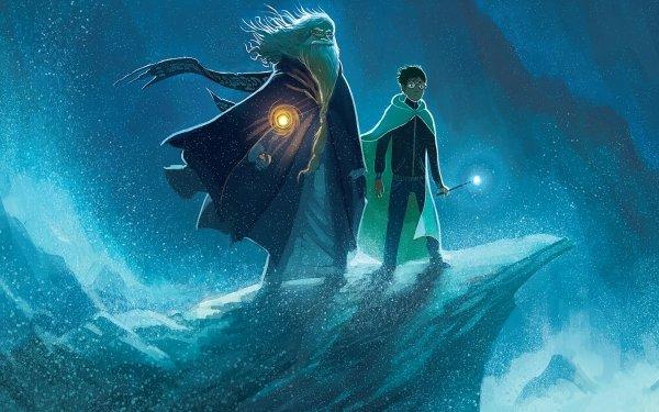 Fantaisie Harry Potter Albus Dumbledore Fond d'écran HD | Arrière-Plan