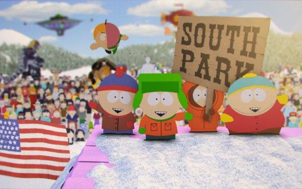 TV Show South Park Kyle Broflovski Stan Marsh Eric Cartman Kenny McCormick Mintberry Crunch Bradley Biggle HD Wallpaper   Background Image
