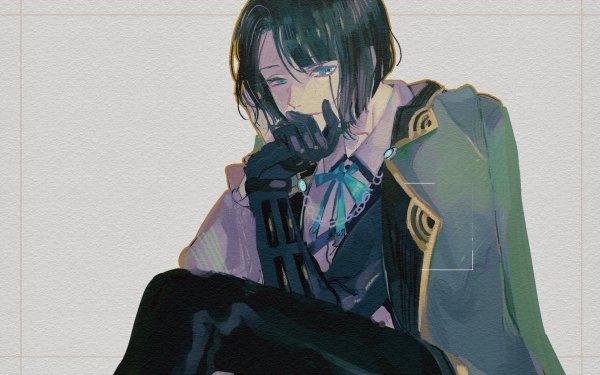 Anime Touken Ranbu Matsui Gou HD Wallpaper   Background Image