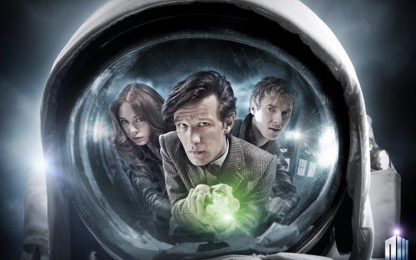 TV Show Doctor Who Matt Smith Karen Gillan Arthur Darvill HD Wallpaper | Background Image