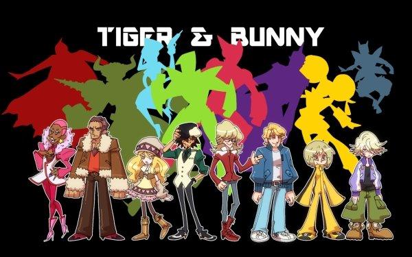 Anime Tiger & Bunny Antonio Lopez Barnaby Brooks Jr. Karina Lyle Huang Pao-Lin Keith Goodman Nathan Seymour HD Wallpaper | Background Image