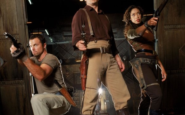 TV Show Firefly Nathan Fillion Malcolm Reynolds Gina Torres Zoe Washburne Adam Baldwin Jayne Cobb HD Wallpaper | Background Image