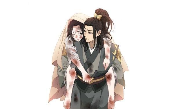 Anime Mo Dao Zu Shi Nie Mingjue Jin Guangyao HD Wallpaper   Background Image
