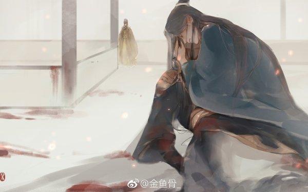 Anime Mo Dao Zu Shi Jin Guangyao Nie Huaisang Nie Mingjue Deadth HD Wallpaper   Background Image