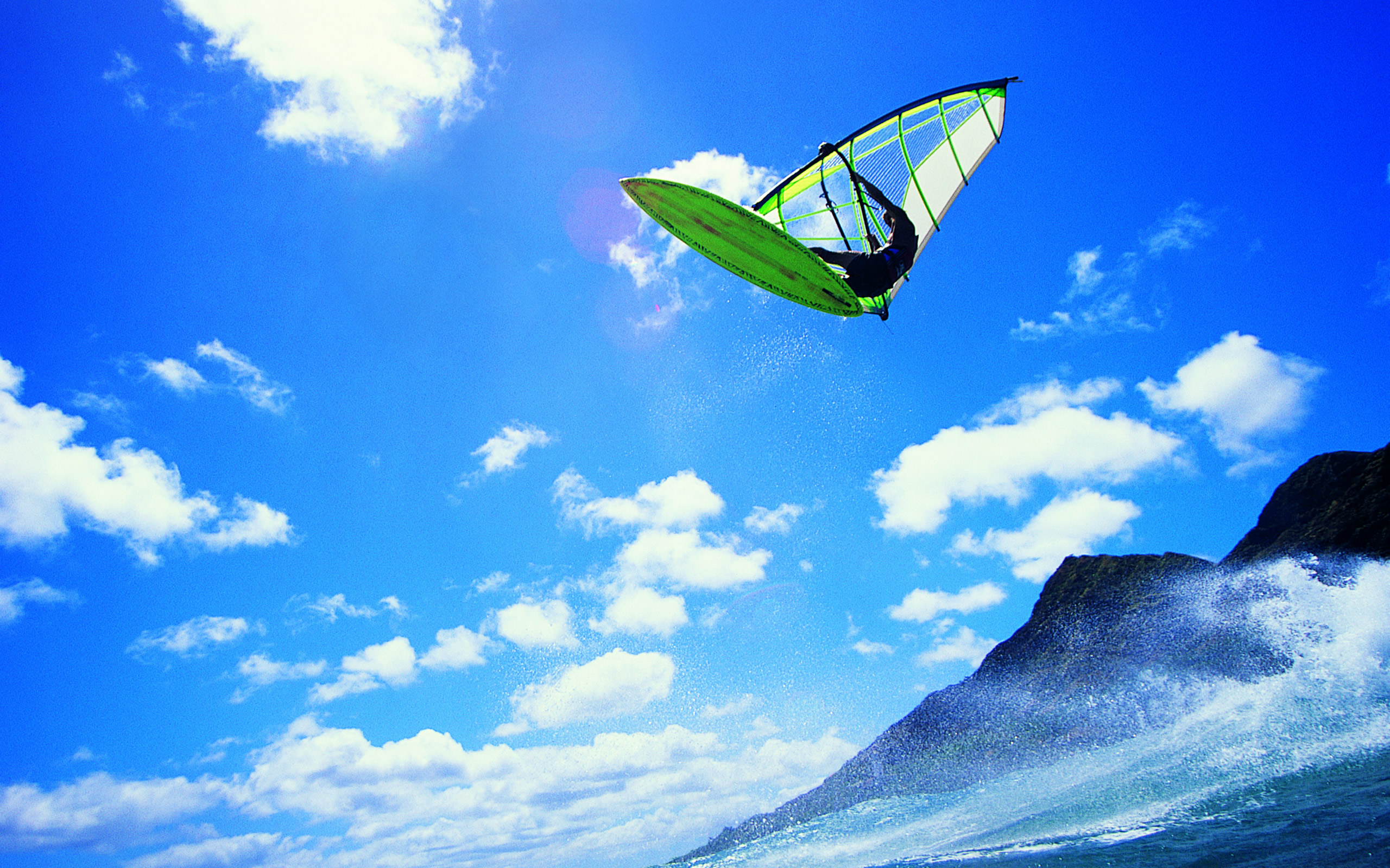 39 Windsurfing HD Wallpapers