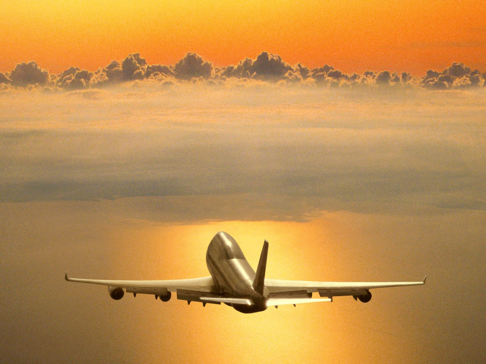 Обои Airplane, sky. Авиация foto 11