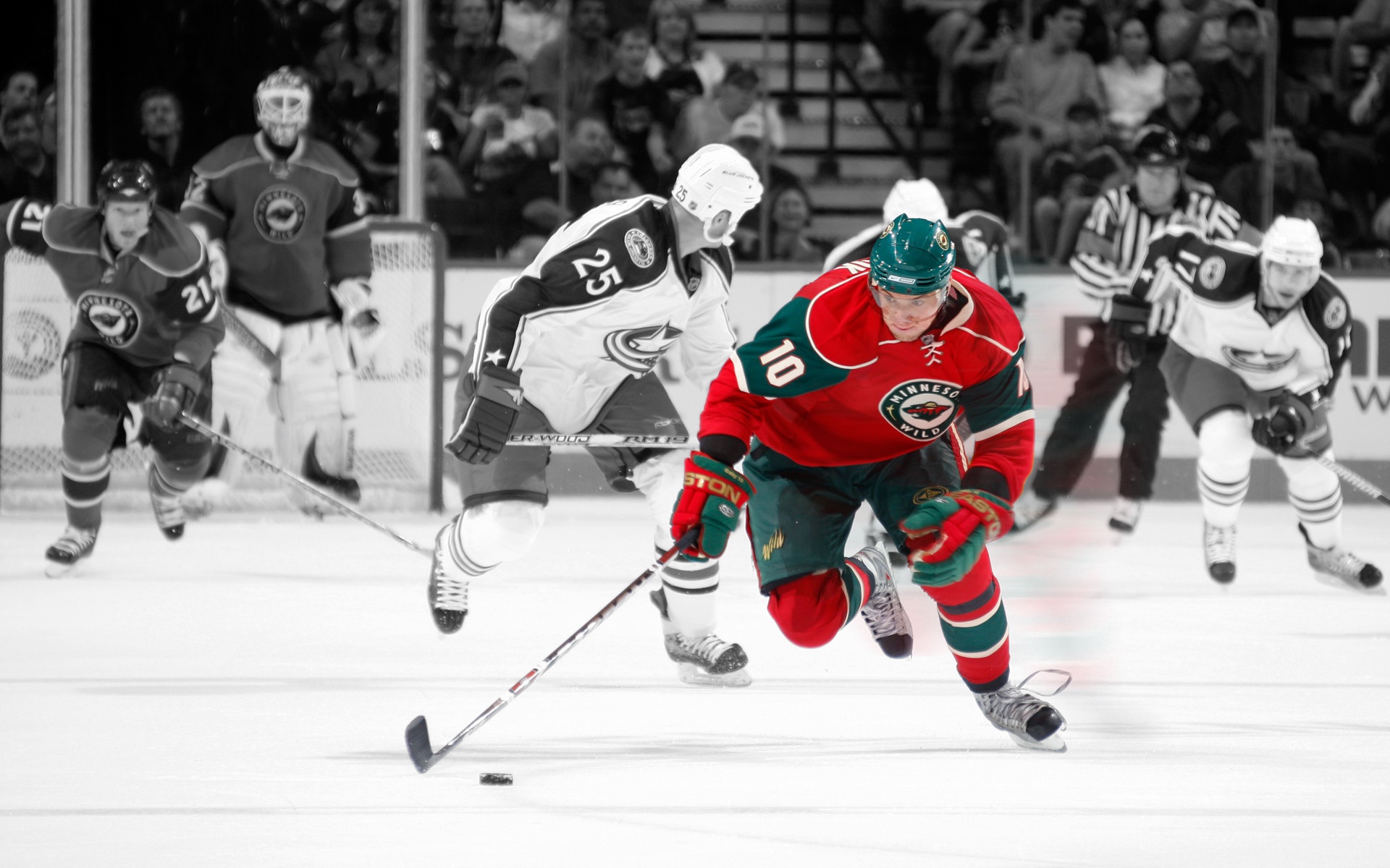 Minnesota Wild HD Wallpaper