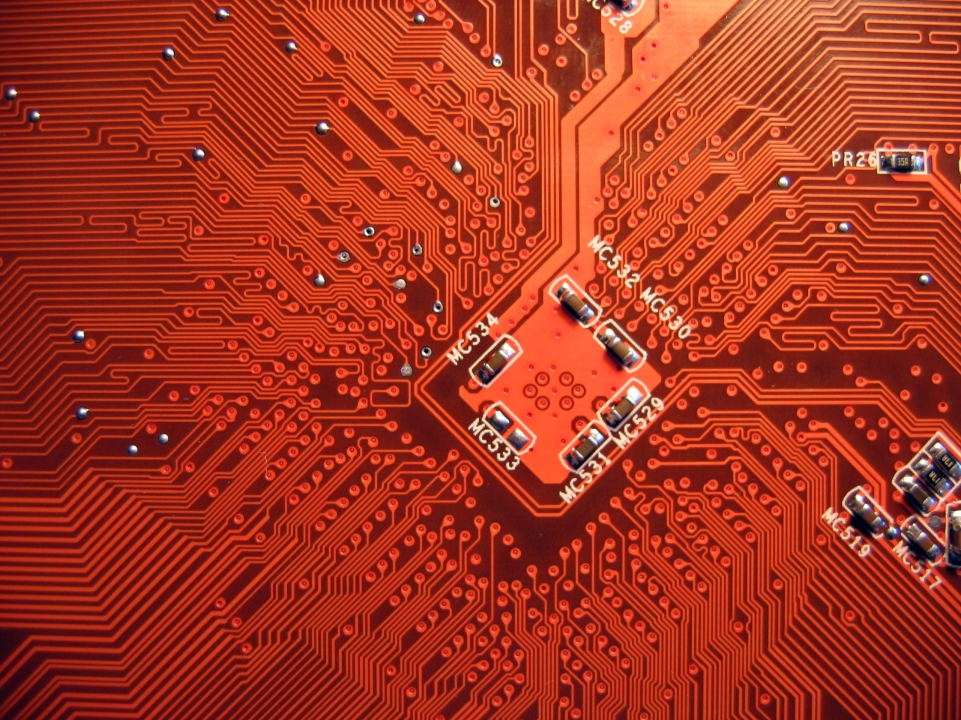Technology - Hardware  Wallpaper