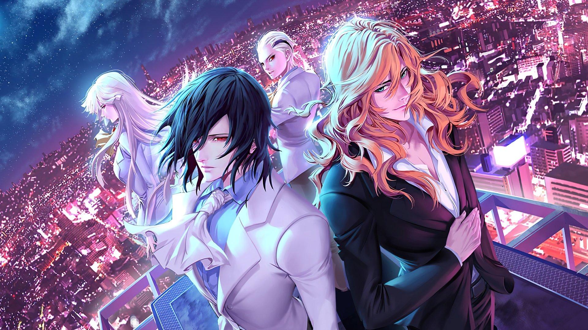 Noblesse Anime