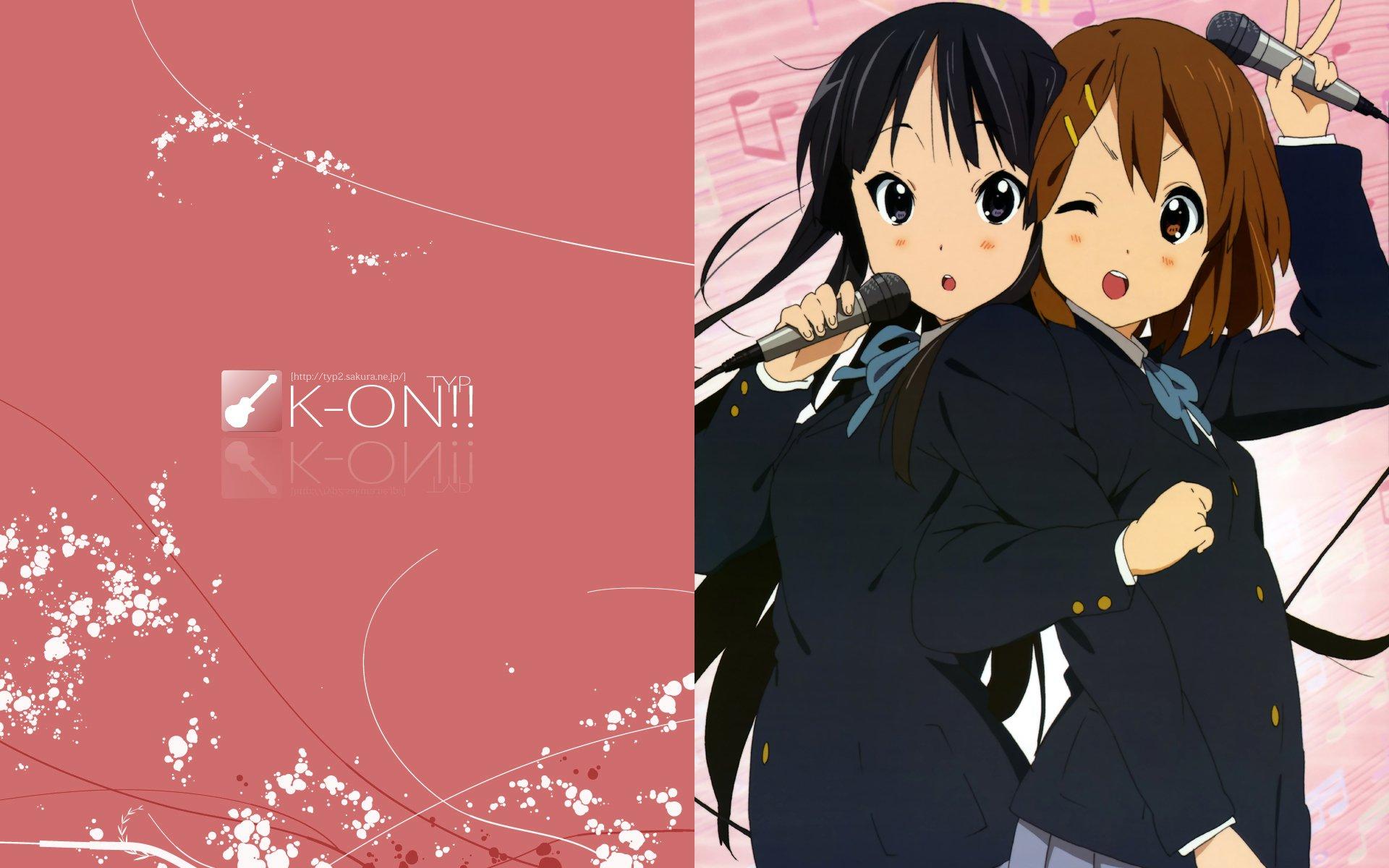 Anime - K-ON!  Wallpaper