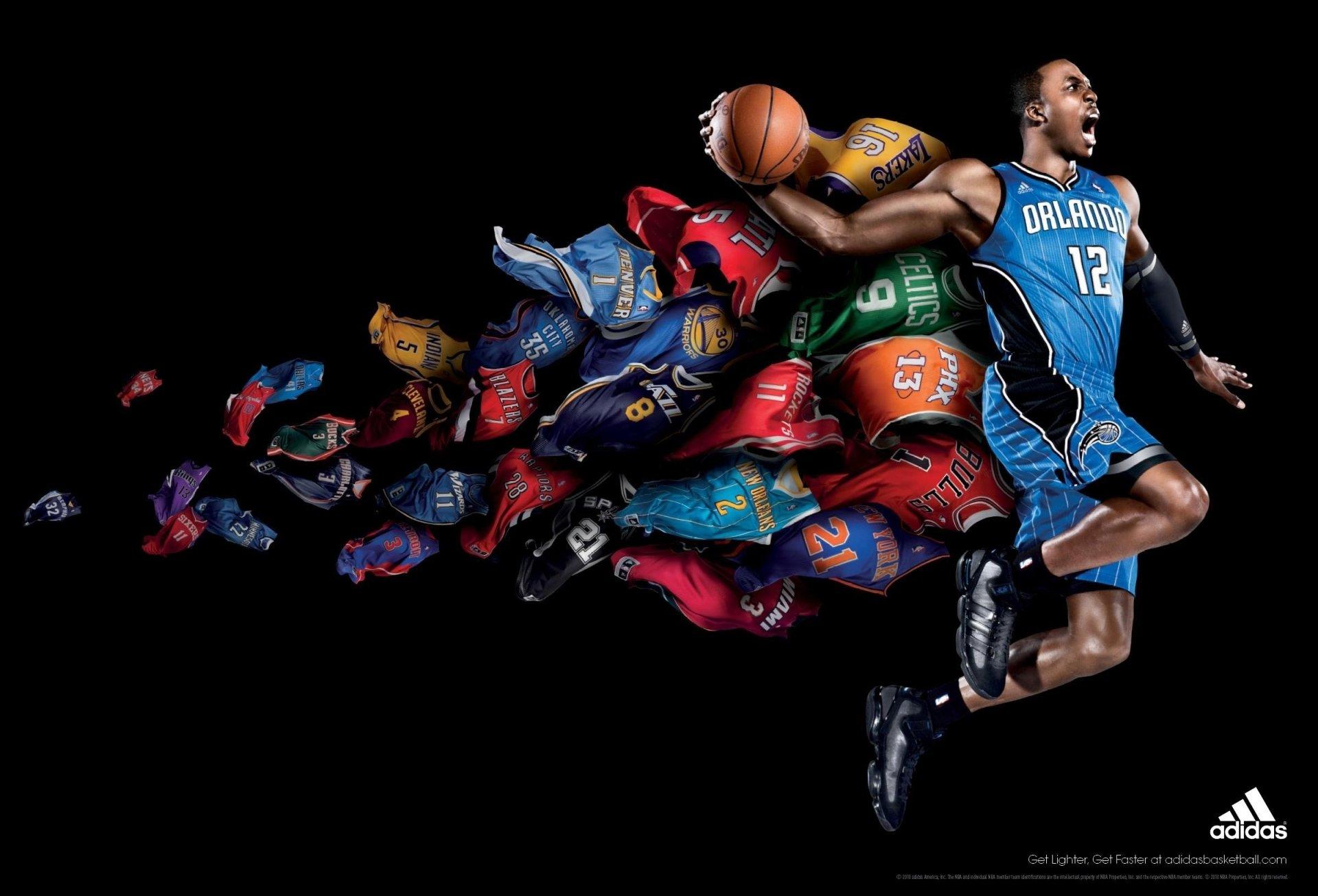Sports - Basketball  Dwight Howard Wallpaper
