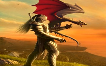 Fantasy - Drachen Wallpapers and Backgrounds ID : 114007