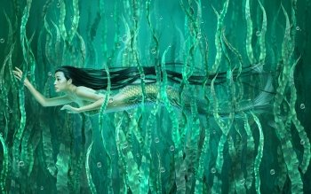Fantasy - Mermaid Wallpapers and Backgrounds ID : 114285