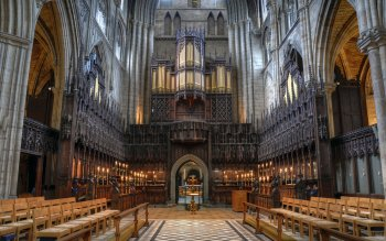 Religioso - Ripon Cathedral Wallpapers and Backgrounds ID : 114649