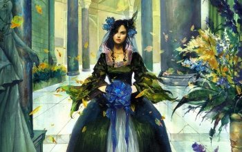 Fantasy - Frauen Wallpapers and Backgrounds ID : 114857