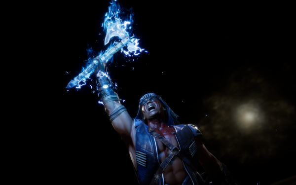Video Game Mortal Kombat 11 Nightwolf HD Wallpaper   Background Image