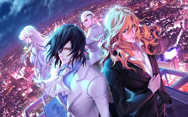 Anime Noblesse Cadis Etrama Di Raizel Frankenstein Seira J. Loyard Regis K. Landegre Fondo de pantalla HD | Fondo de Escritorio